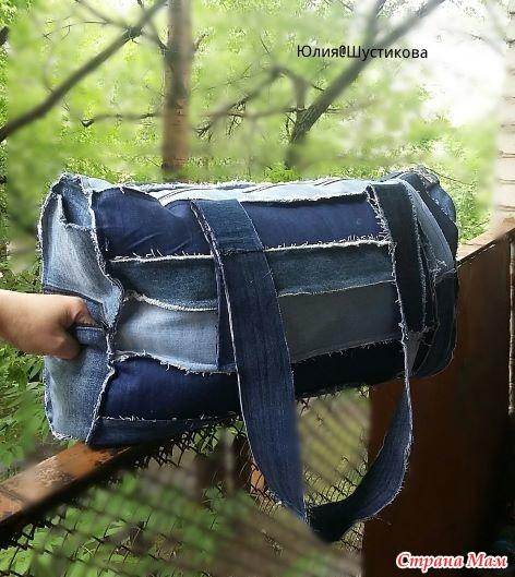 98b18974462e На сумку ушли почти все мои запасы джинсы. Подружка осталась довольная, в  общем в ее стиле.