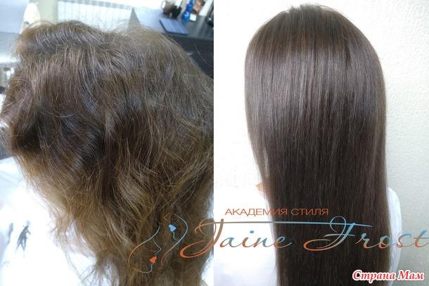 Три важных нюанса при окрашивании вьющихся волос