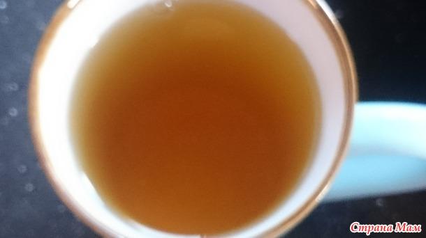 Мой чай