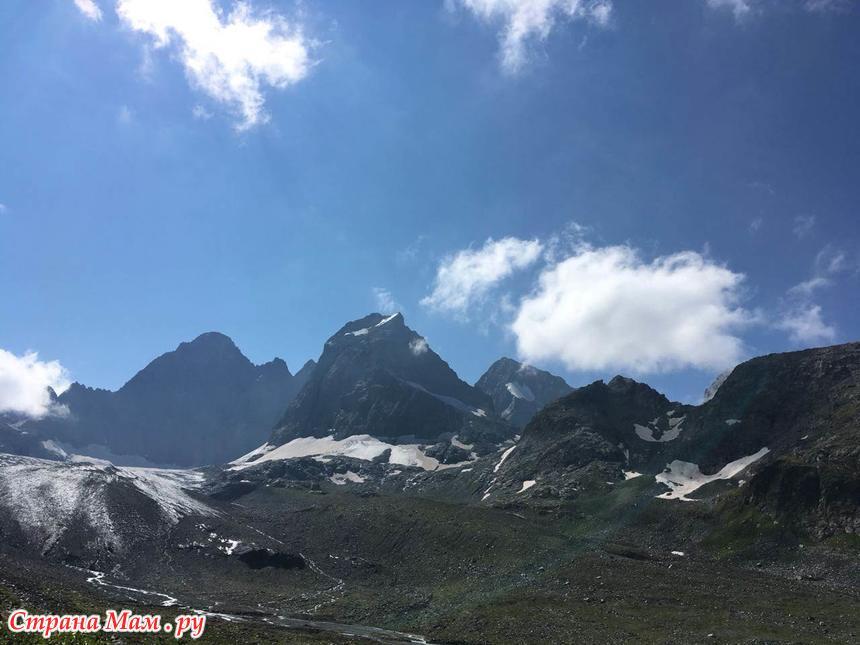 Марухский перевал находки фото
