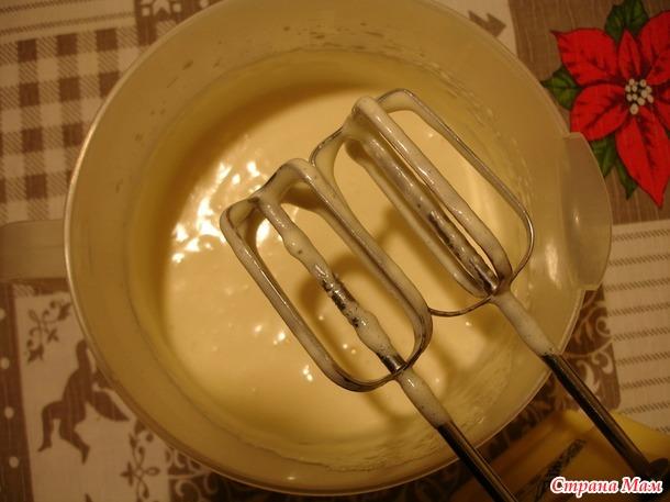 """Совместный Мастер-Класс торт """"Кураж"""". (в мультиварке)"""