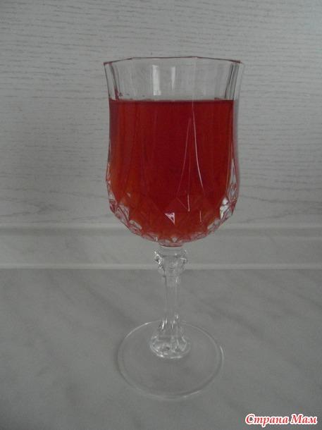 ШПАРГАЛКА. Алкогольные напитки. Домашний сливовый ликер.