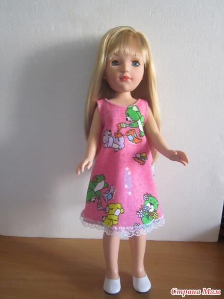 Подружка Пепа от Vidal Rojas Dolls или подарок для племяшки -1