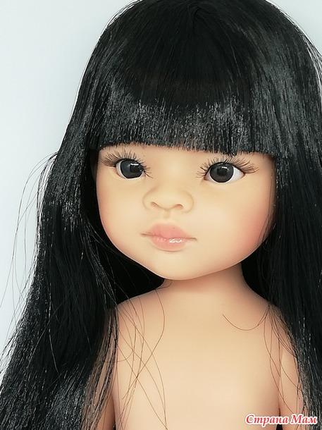 Пристрой испанских кукол из закупки.