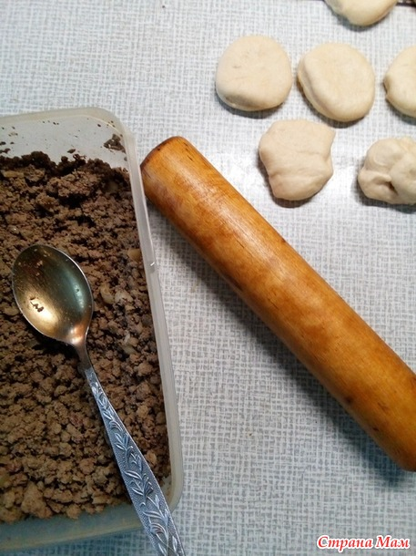 Пироги по-колхозному