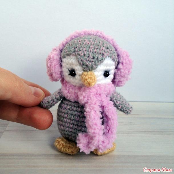 . Пингвинчики