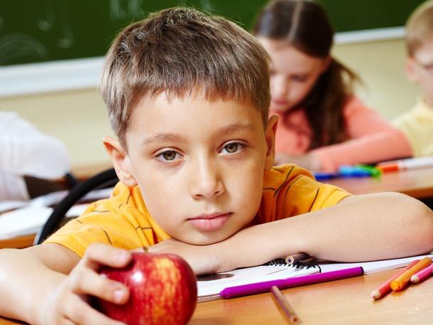 Правильное школьное питание облегчает понимание