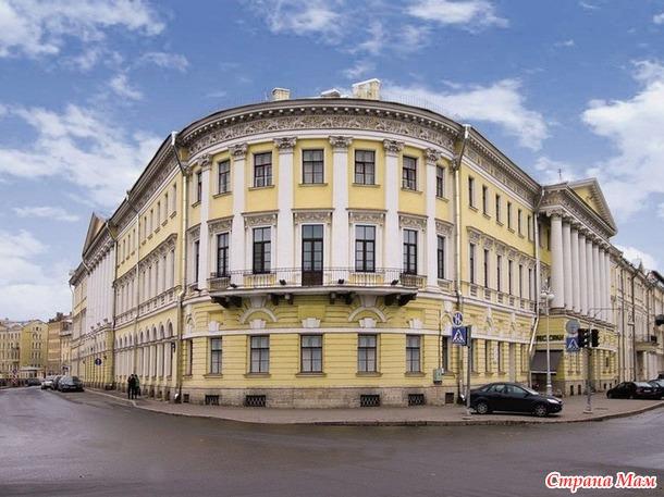 Прогулка по богемному Петербургу