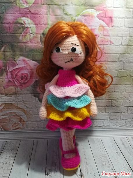 . Куколка Эмили  спешит на Весенний конкурс красоты