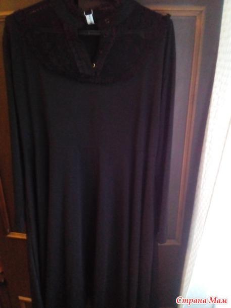 Платье и плащ - наш первый заказ+