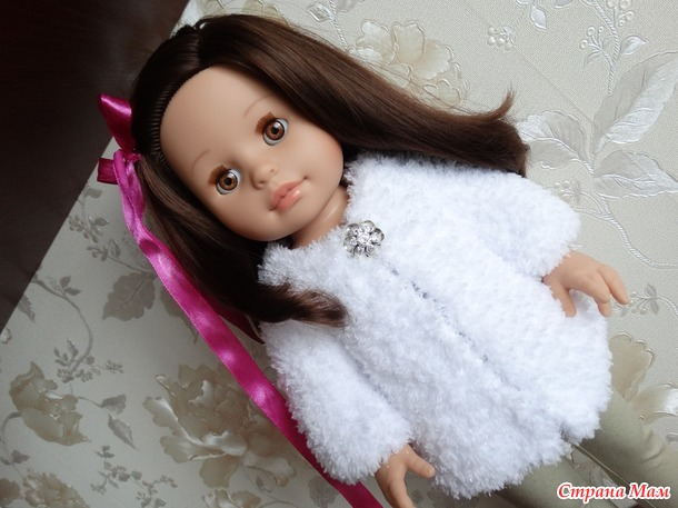Новая куколка Paola Reina Кукла Soy
