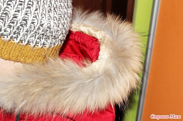 Зимнее пальто для мальчика на пуху+