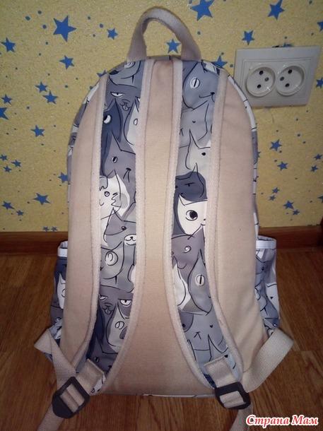 школьный рюкзак+