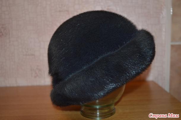 Продам шапки из норки б/у. Россия.