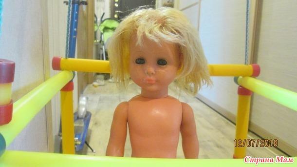 Доктор Плюшева, кукольная лечебница и просьба в осознании!!! (Много фото)