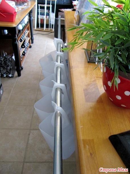 Идеи из пластиковых канистр.