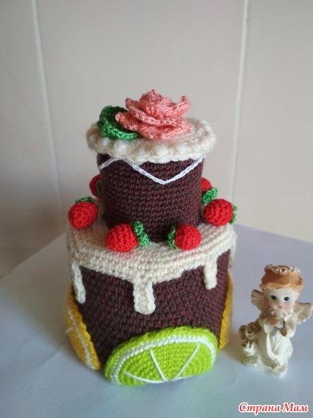 . Торт на День Рождения