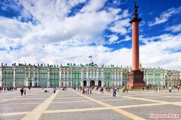 Куда сводить маму в Санкт-Петербурге