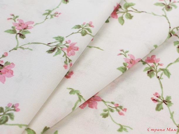 Выкуп № 10: Натуральные ткани белорусского и российского производства от miss Hope