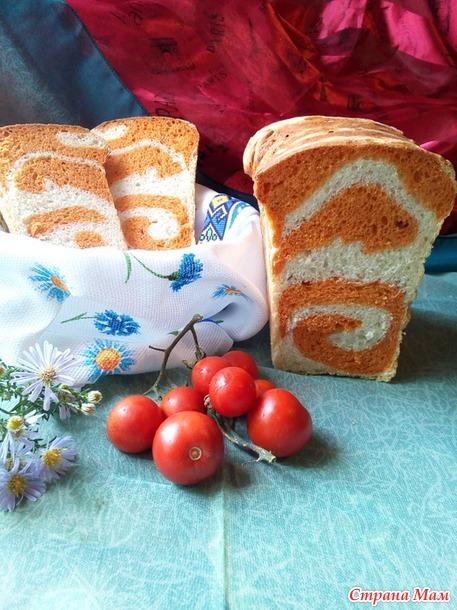 Домашний хлеб. Дрожжевой и заквасочный. Дополнила.