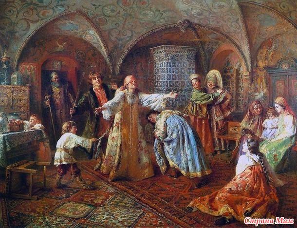 Как сложилась судьба дочерей Ивана Грозного