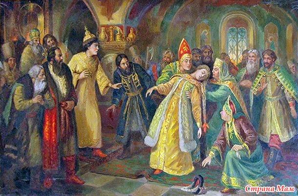Что стало с первенцем Грозного