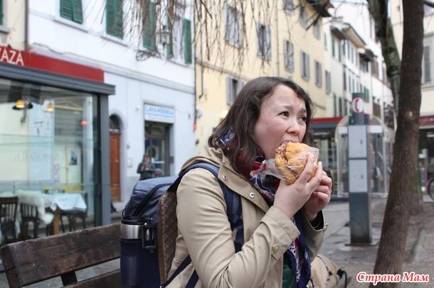 Как поесть нахаляву в Италии