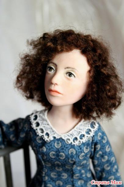 Кукла своими руками девочка соня фото 612