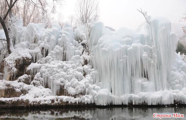 Зимняя архитектура