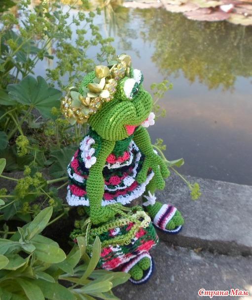 . Лягушка-путешественница (рассказ от первого лица)... или Все дело-в шляпе