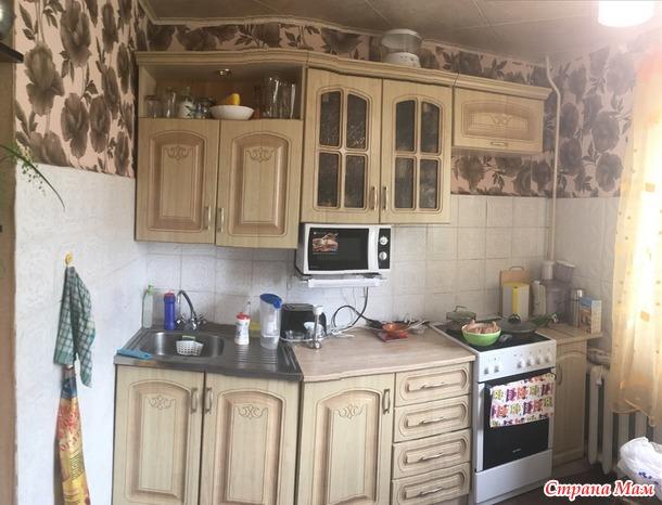 Выбор обоев для кухни. Прошу помочь!