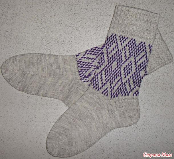 . Гольфики, носочки