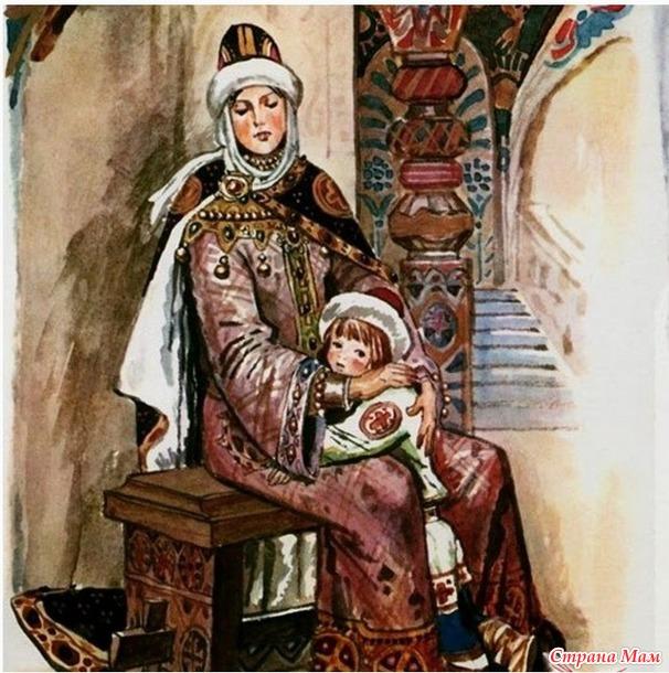 """Факты или вымыслы??? """" Как погибла под Рязанью византийская царевна"""