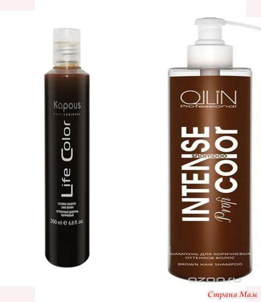 Миссия: сохранить шоколадный цвет волос