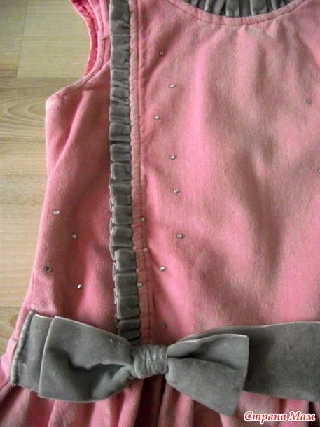 Продам б/у одежду для девочки на рост 75-134 см. Россия, г. Смоленск