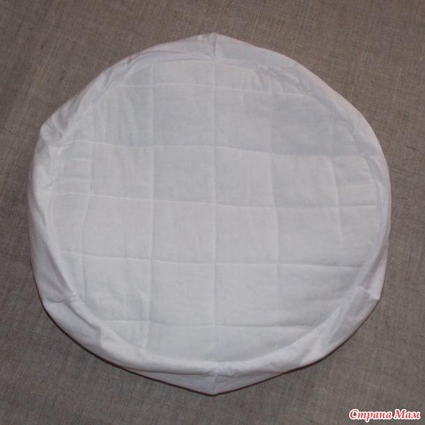 Подушка Нюша