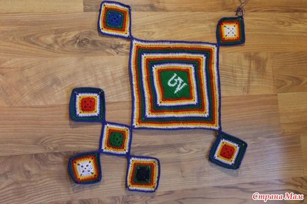 Тибетский оберег НАМКА