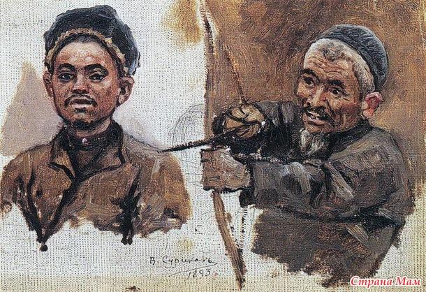 Для чего русские послы проползали под штанами старухи