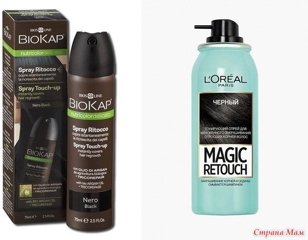 Как сохранить привлекательность черного цвета волос?