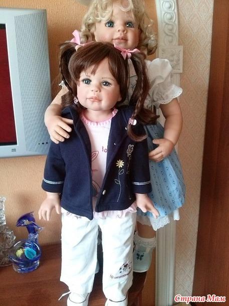 Продам б/у  коллекционных кукол. Москва