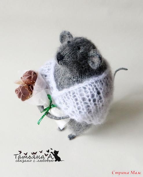 Годовой проект-конкурс. Март. Бабушка Крысуля.