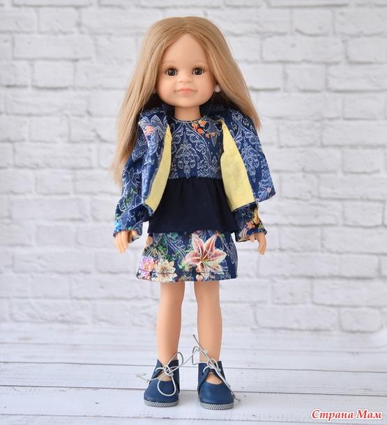 Новые куклы - новые наряды