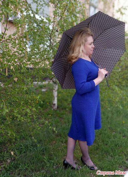 платье Fairy Tail от Elissiya... Цвет настроения синий...