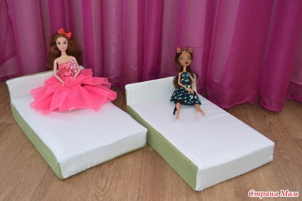 Кукольная мебель в садик ))) Hand made 2019