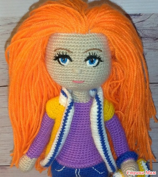Куколка Хилал