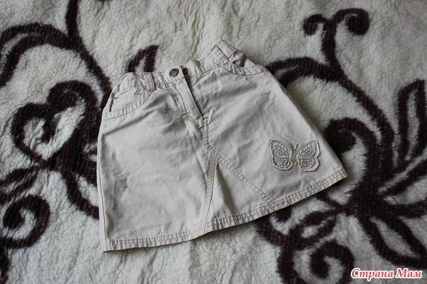 Продам одежду б/у для девочки. Россия.
