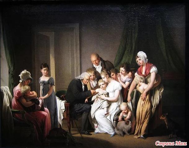 Исторические зарисовки: кормить ли грудью в общественном месте?