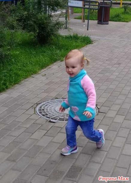 Худи-туника для дочурки)
