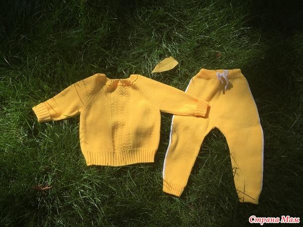 Штанишки для младенца