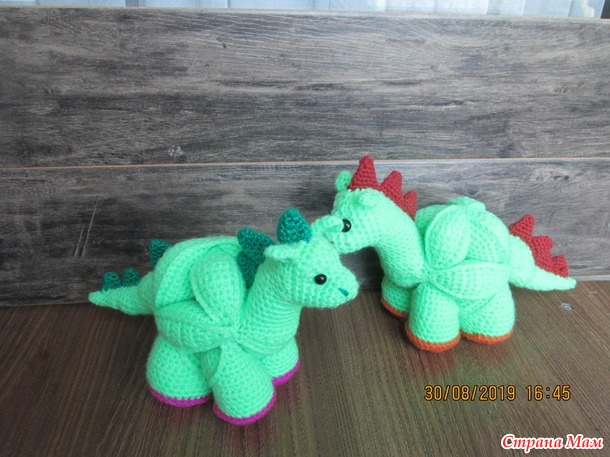Динозаврик.